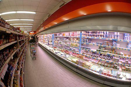 Supermercado de WWG Supermercado