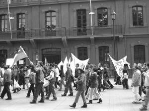 Unidad y movilización de los trabajadores para enfrentar la crisis