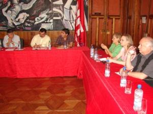 Se constituye Frente Social y Político de Defensa de los Trabajadores