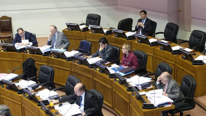 Aprobada en general y en segundo trámite legislativo en el Senado la Reforma Tributaria