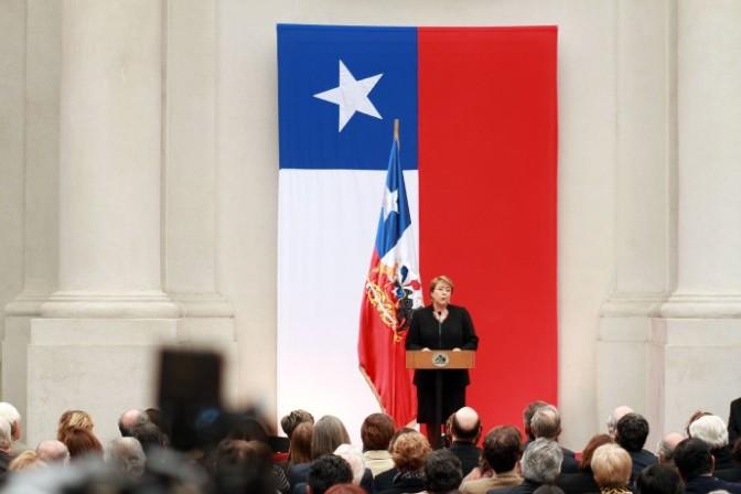 Discurso de la Presidenta Michelle Bachelet en el homenaje a Salvador Allende en el Palacio de La Moneda, 11 de septiembre de 2014