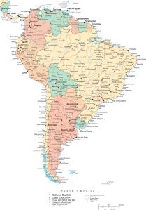 Mapa-Politico-de-America-del-Sur