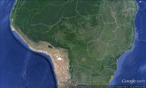 las salidas de bolivia al mar