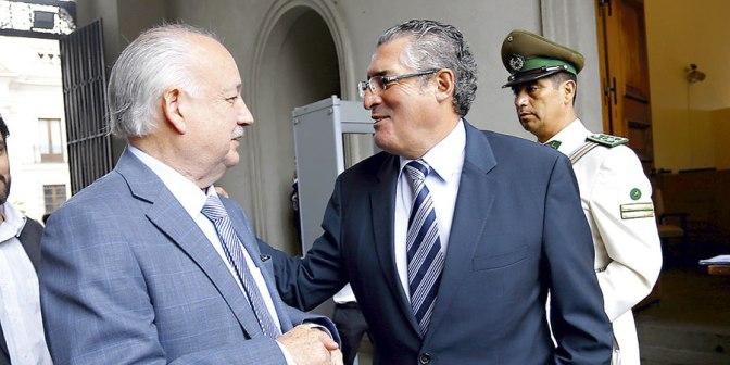 """Diputado Guillermo Teillier tras reunión con Jorge Pizarro:  """"Centraremos nuestro esfuerzo para avanzar en la tramitación de los proyectos prioritarios"""""""