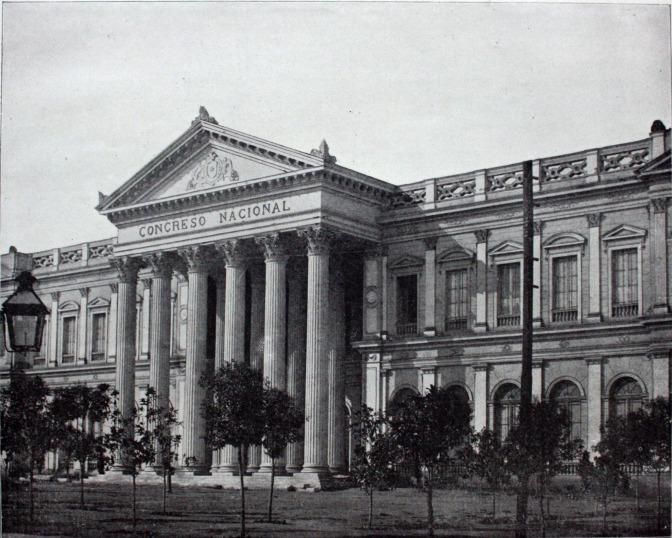 El Congreso Constituyente de 1823 en Chile